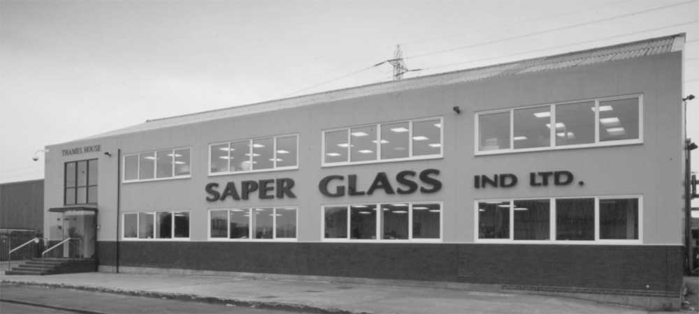 Saper Glass Head Office