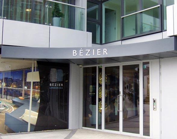 Saper Glass - Bezier