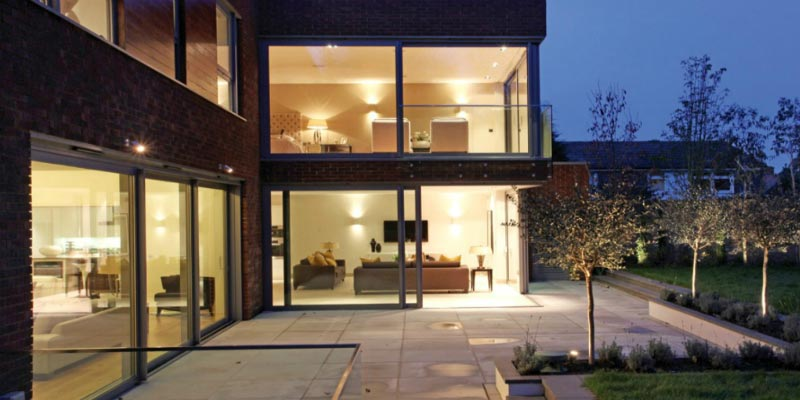 Saper Glass Products - Aluminium Systems
