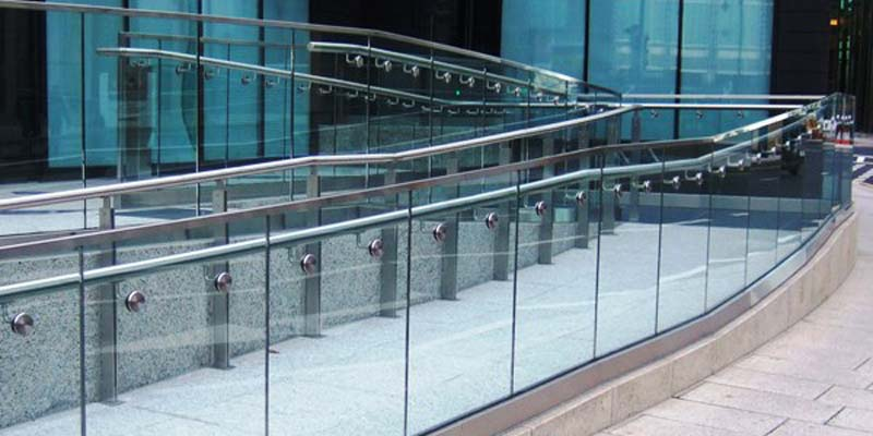 Saper Glass Products - Balustrades