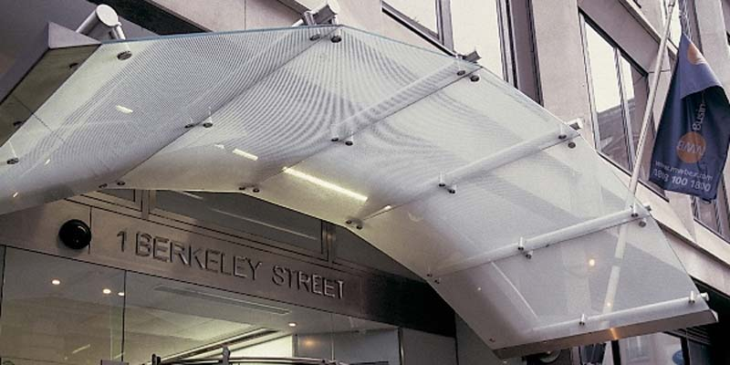 Saper Glass Products - Canopies