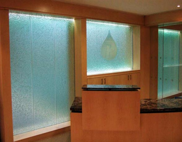 Saper Glass - Petrofac