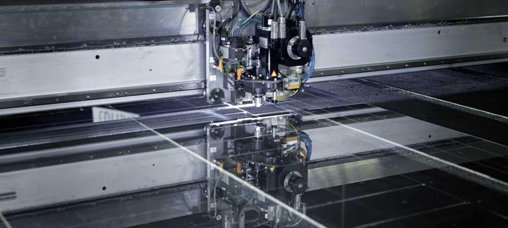 Saper Glass Facilities